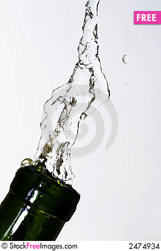 Free Refresh Yourself With Water Stock Images - 2474934