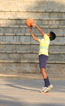 Free Basketball Boy Stock Photos - 2470063