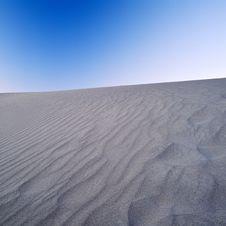 Free Sand Dunes Royalty Free Stock Image - 2470266