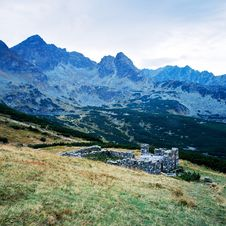 Tatry Royalty Free Stock Photography