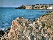 Free Sea Landscape Stock Photo - 2471720