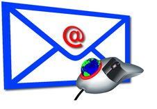 Free Mail And  Mouse2 Stock Photos - 2471853