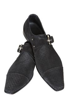 Free Suede Low Shoes Stock Photography - 2473492