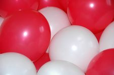 Free Baloons Royalty Free Stock Photo - 2474485