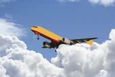 Free Airliner Taking Off Stock Image - 2474781