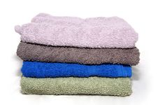 Free Towels Royalty Free Stock Photos - 2475428