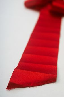 Free Red Ribbon Stock Photos - 2478243