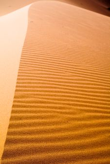 Free Dunes, Morocco Royalty Free Stock Photo - 2478665