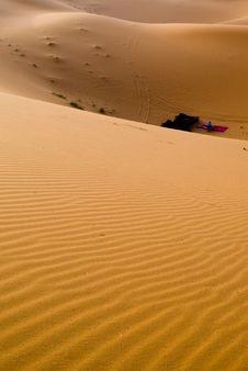 Free Dunes, Morocco Royalty Free Stock Image - 2478716