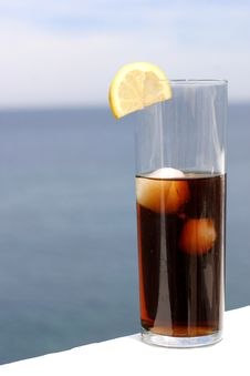 Free Glass Of Cola Royalty Free Stock Photo - 2479515