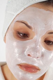 Free Beauty Mask 21 Stock Photography - 2479522