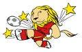 Free Soccer Leo Royalty Free Stock Image - 24706156