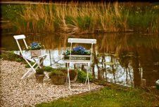Free Old Garden Royalty Free Stock Photo - 24700515