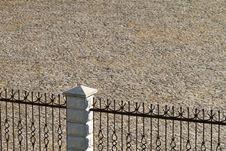 Free Old Cobblestone Paved Yard Stock Photos - 24703283