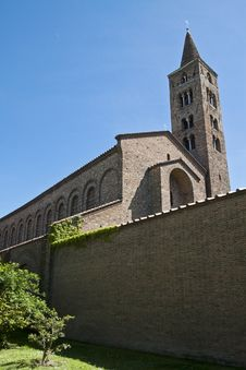 Free Church Of St. John The Evangelist Stock Image - 24704041