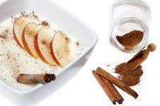 Free Rice Pudding Stock Photo - 24705780