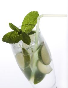 Free Fresh Mojito Drink Stock Images - 24705814