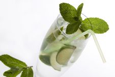 Free Fresh Mojito Drink Royalty Free Stock Photo - 24705815
