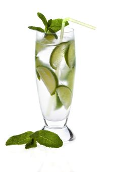 Free Fresh Mojito Drink Royalty Free Stock Photography - 24705817
