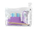 Free Manicure Set Bag Royalty Free Stock Photography - 24710837