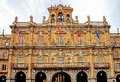 Free Facade Of City Hall In Salamanca /hdr/ Royalty Free Stock Images - 24713379