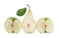 Free Apple Pear Stock Images - 24715084
