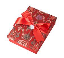 Free Gift Box Stock Image - 24710151