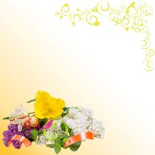 Free Floral Background-08 Stock Image - 24710911