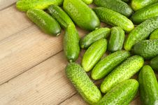 Free Cucumbers Stock Images - 24714644