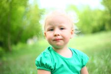 Free Portrait Of A Child Stock Photography - 24715612