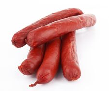 Free Sausage Stock Photography - 24718482