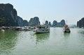 Free Ha Long Bay In Vietnam Stock Image - 24721961