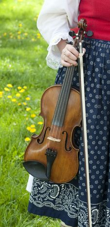 Free Violin Stock Photos - 24728943