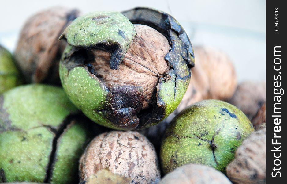 Green Walnuts