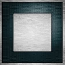 Free Brushed Metal Background Stock Photography - 24735402