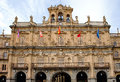Free Facade Of City Hall In Salamanca Royalty Free Stock Photos - 24740358
