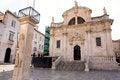 Free Dubrovnik, Plaza Stradun, Croatia Stock Images - 24742614