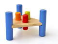 Free Wooden Toy Royalty Free Stock Image - 24742776