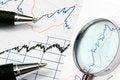 Free Analyzing Bussiness Grapgic Stock Photo - 24747930