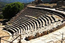 Free Segesta &x28;Sicily&x29; - The Theater Stock Photos - 24740973
