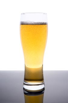 Free Glass With Beer Stock Photos - 24743763