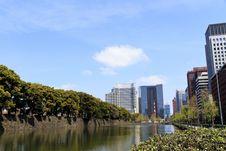 Free Tokyo CBD Royalty Free Stock Image - 24745296