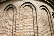 Free Old Brick Wall Stock Photos - 24745303