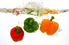 Free Bell Pepper Stock Images - 24745934