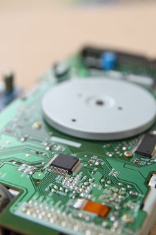 Free Circuit Board Stock Photo - 24747060