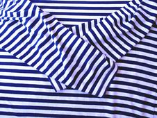 Free Navy Shirt Royalty Free Stock Photo - 24747185