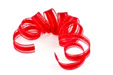 Free Red Ribbon Stock Photos - 24748173