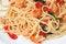 Free Spaghetti Seafood Stock Photo - 24740850