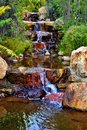 Free Waterfall With Rocks Stock Photos - 24756883