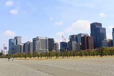 Free Tokyo CBD Stock Photo - 24750580